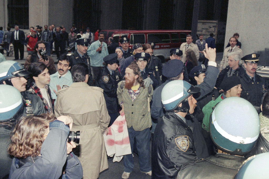NYC Protests Throughout The Years, In Photos 8