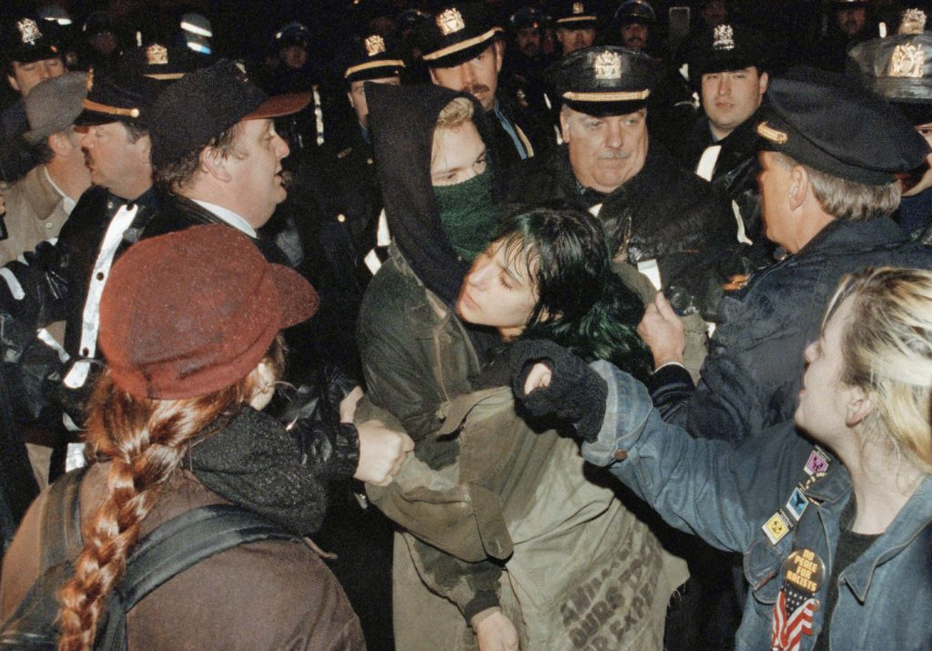 NYC Protests Throughout The Years, In Photos 9