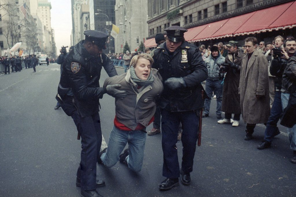 NYC Protests Throughout The Years, In Photos 10