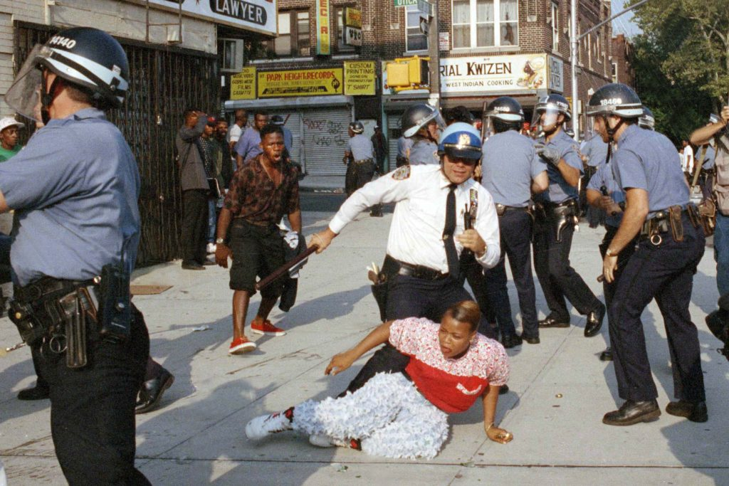 NYC Protests Throughout The Years, In Photos 13