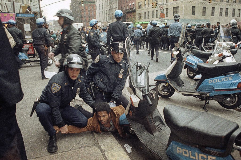NYC Protests Throughout The Years, In Photos 14
