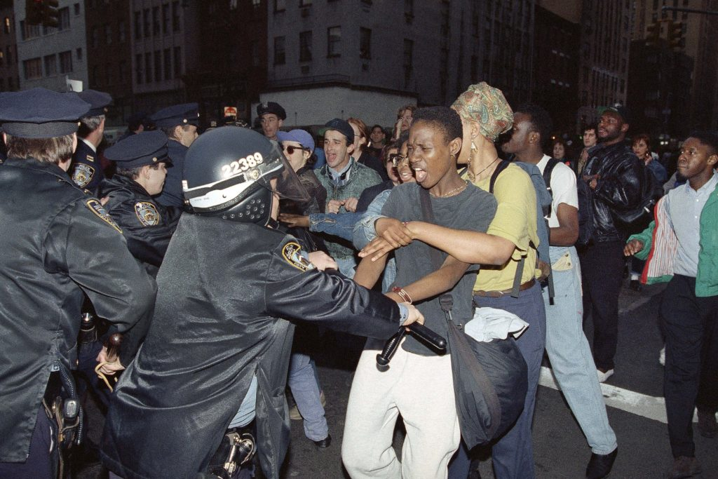 NYC Protests Throughout The Years, In Photos 19