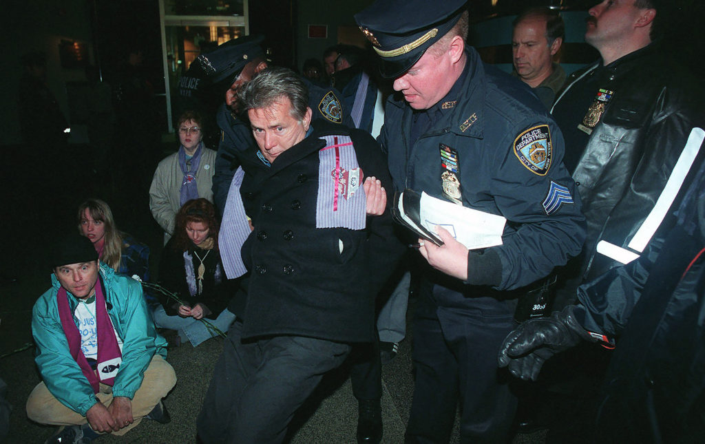 NYC Protests Throughout The Years, In Photos 20
