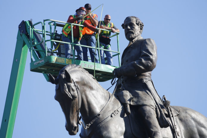 As Protests Rage, Popular Mechanics Publishes Guide on How to Take Down Statues