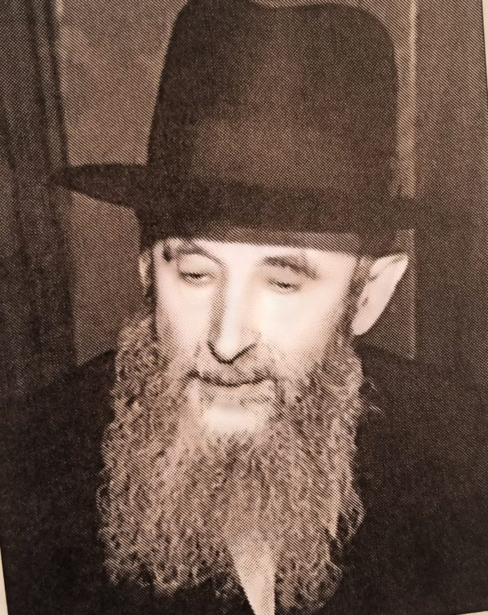 "8 Thoughts and Sayings of Rav Shmuel Brudny zt""l"