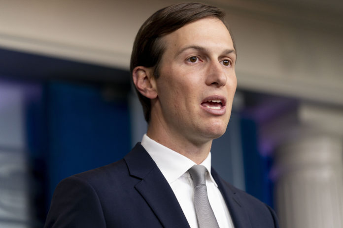Jared Kushner Will Be On First Flight From Israel To Abu Dhabi Next Monday
