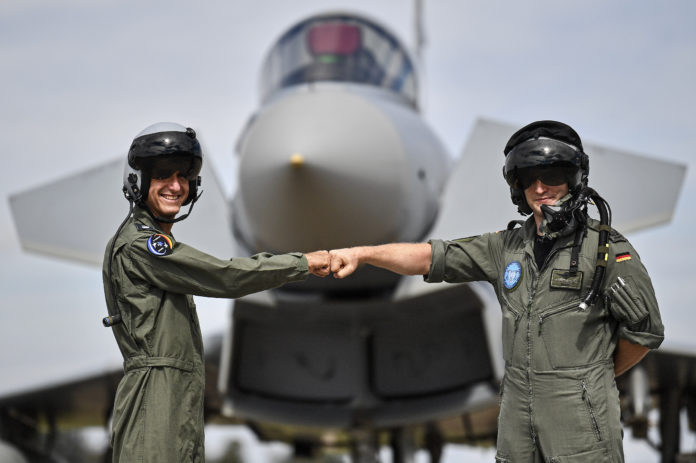Germany Welcomes Israeli Air Force For First Joint Exercise 1