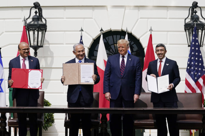 Opinion: Abraham Accords, It Wouldn't Have Happened Without Trump 1
