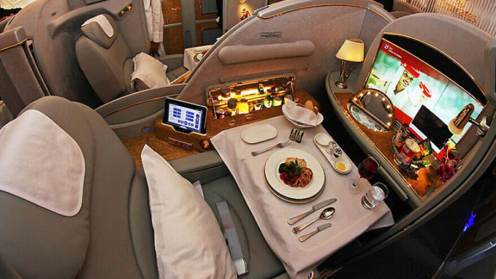 Report: UAE National Carrier Emirates To Launch 'Kosher Arabia' 1