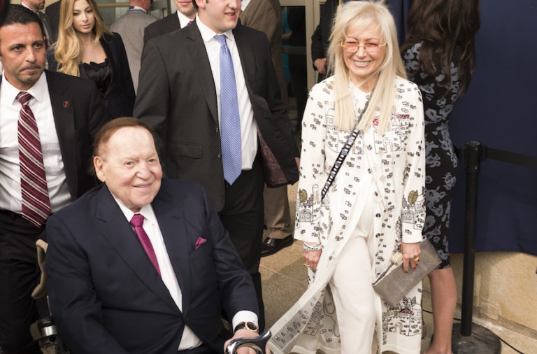 Adelsons Pledge Up To $50 Million In Final Trump Campaign Push, According To Report
