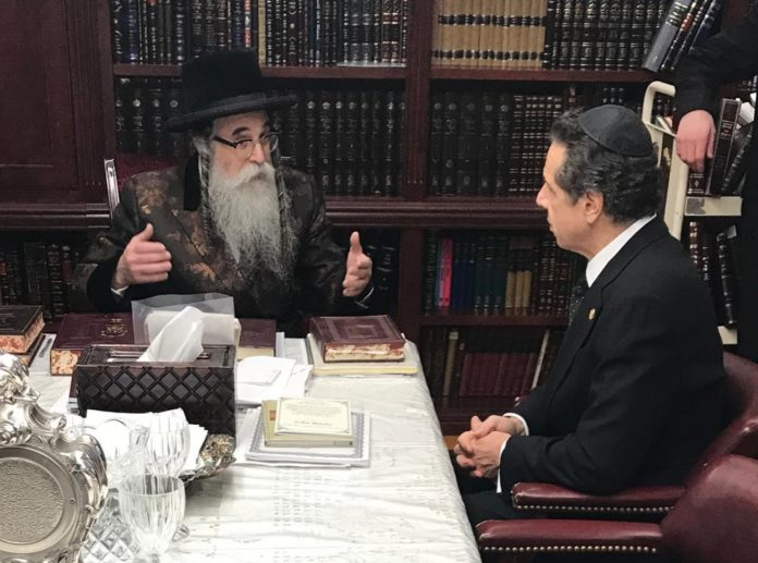 Damning Audio May Prove Critical as Monsey Shuls Sue Cuomo for Religious Rights Violations 1