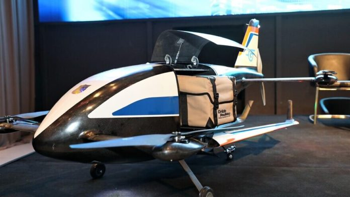 """""""This Is A Revolution"""": Israeli Drone Company Plans For Worldwide Aerial-Supply Networks 1"""