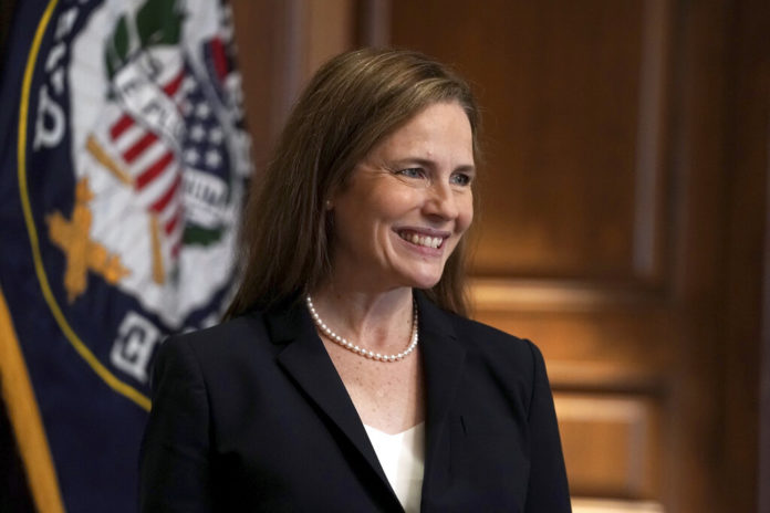Amy Coney Barrett Confirmed By Senate To The Supreme Court