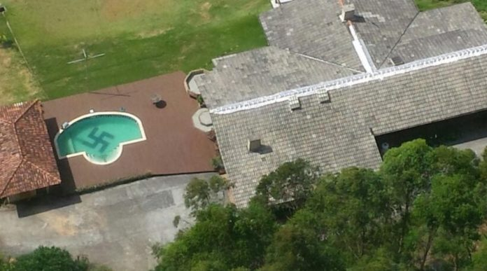 Brazilian Man With Infamous Swastika Pool Expelled From His Political Party 1