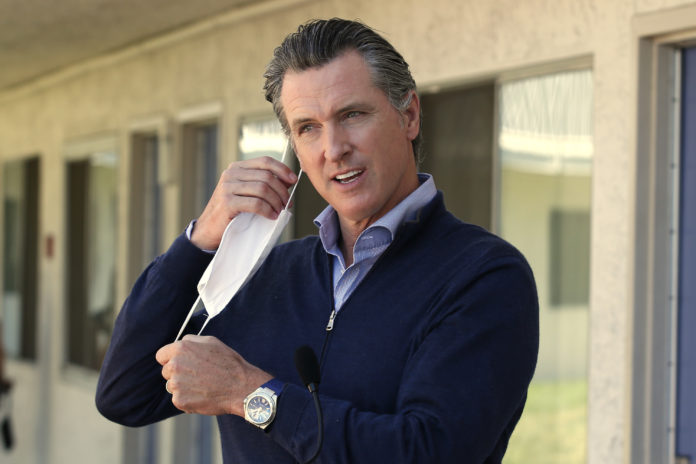 California Governor Went To Party, Violated Own Virus Rules