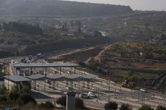 New Roads Pave Way For Massive Growth Of Israeli Settlements 1