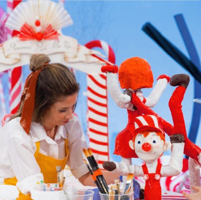 How Sweet It Is! Florida Kosher Baker Competes in Food Network's Candy Land 1