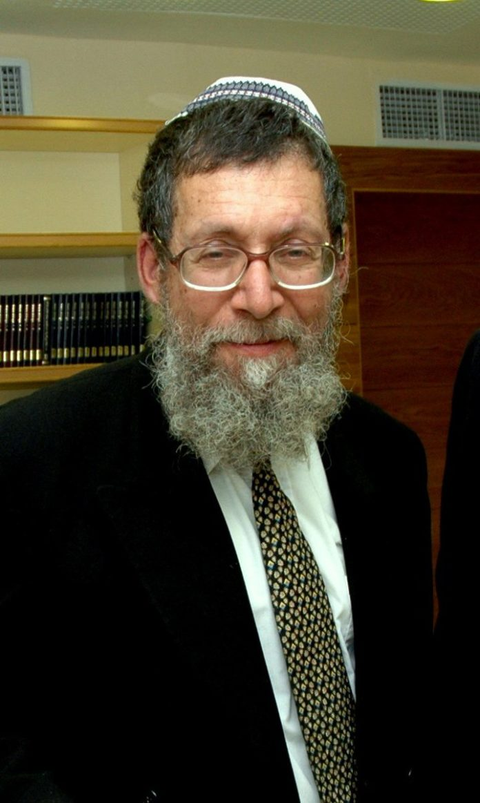 Rabbi Yehuda Herzl Henkin Passes Away At 75 1