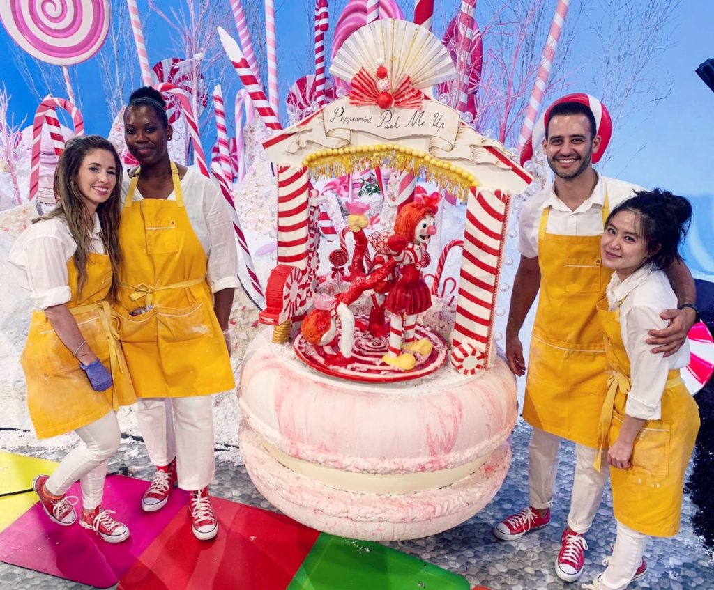 How Sweet It Is! Florida Kosher Baker Competes in Food Network's Candy Land 2