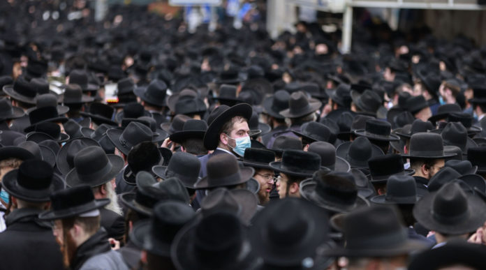 A Year Of Loss: Orthodox Jewry Reels As Rabbis Die During Covid-19 Pandemic 1
