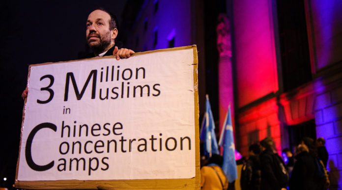 In Britain, Jews Are Leading The Fight Against The Oppression Of China's Uighur Muslims
