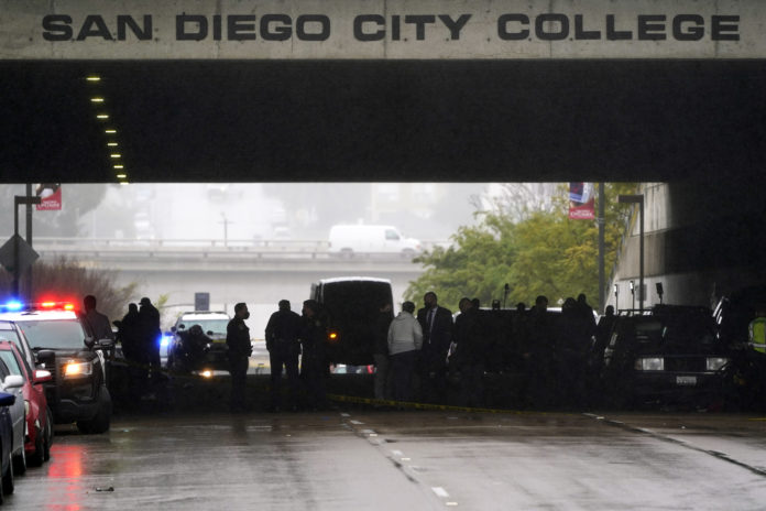 3 Die When Car Hits 9 People In San Diego; Driver In Custody