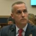 Lewandowski Rebuffs Questions At House Impeachment Hearing