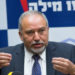 Liberman: Joint Arab List leader 'Should Send Netanyahu A Bunch of Roses'