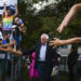 """""""I Am Back!"""" Bernie Sanders Addresses Rally Of 20,000 In Queens"""