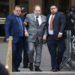 Prosecutors Accuse Weinstein Of Mishandling Ankle Monitor