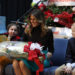 Melania Trump Befriends 18-year-old Former Leukemia Patient